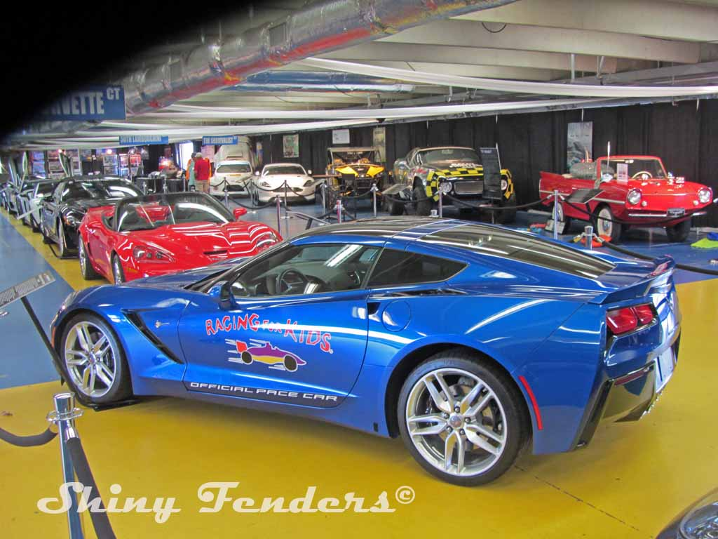 food lion auto show lowes motor speedway shiny